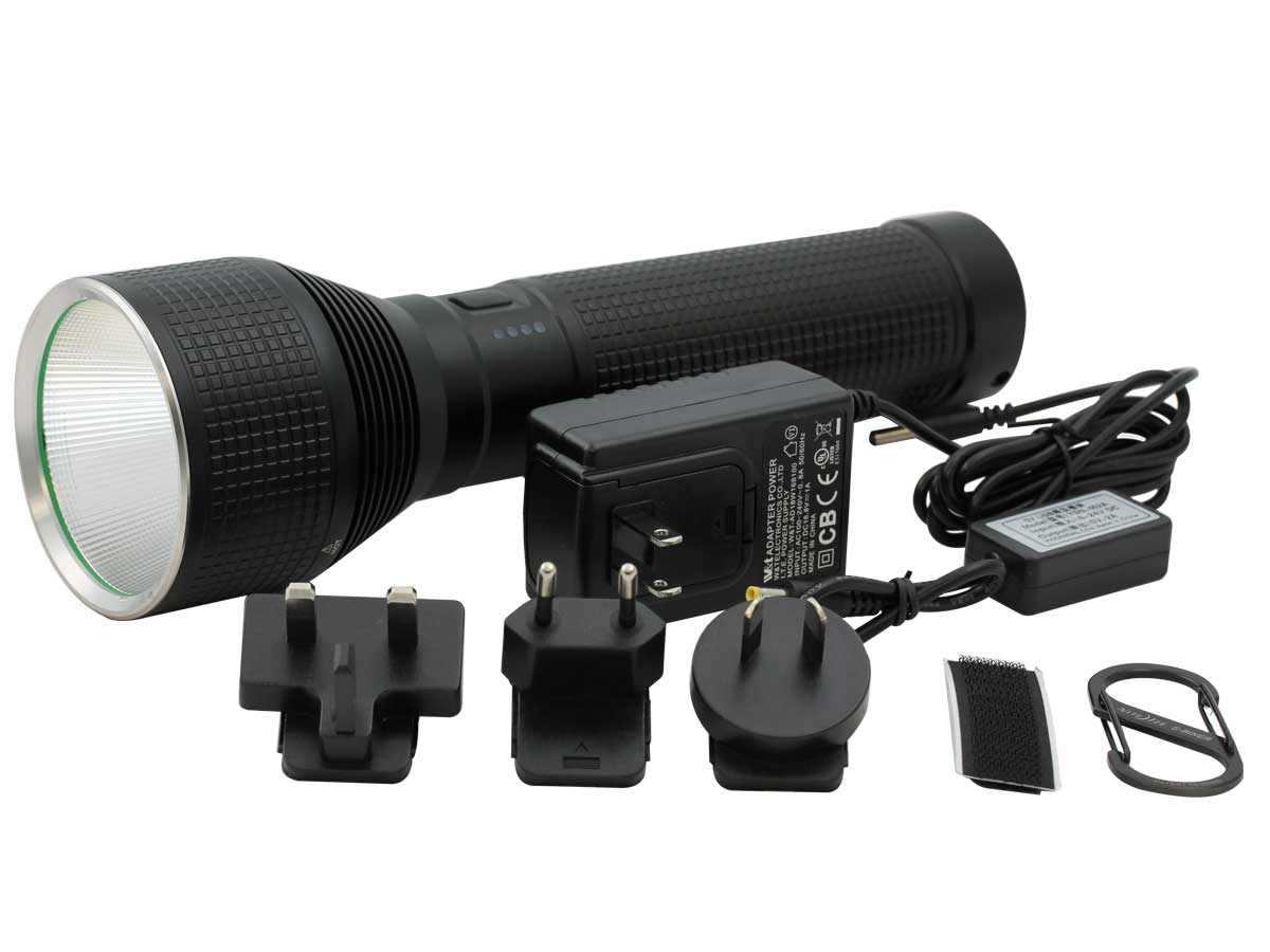 Accessories of the Nite Ize T10R Tactical Flashlight