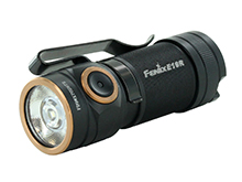 Fenix E18R Rechargeable LED Flashlight - CREE XP-L HI - 750 Lumens - Uses 1 x 16340 (included) or 1 x CR123A