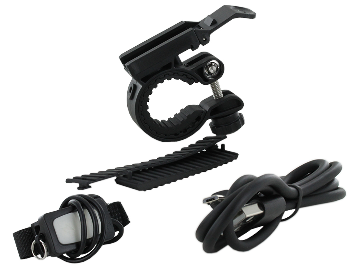 Fenix BC35R quick-release bicycle mount