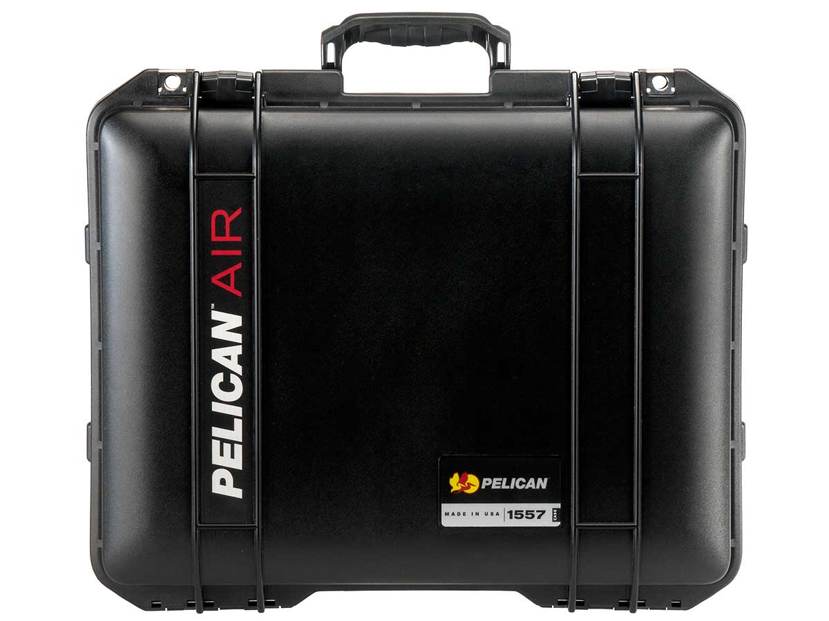 Side View of Pelican 1557 Case