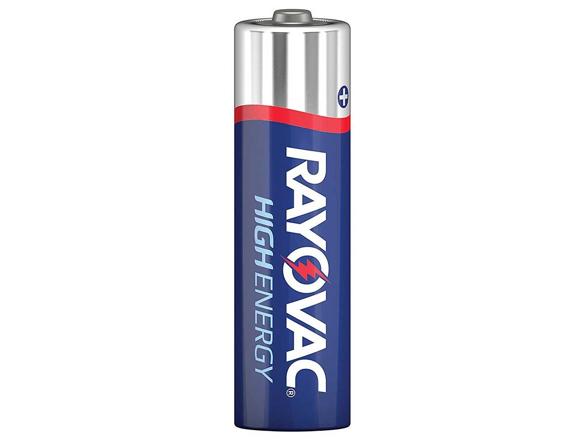 Rayovac High Energy AA Battery