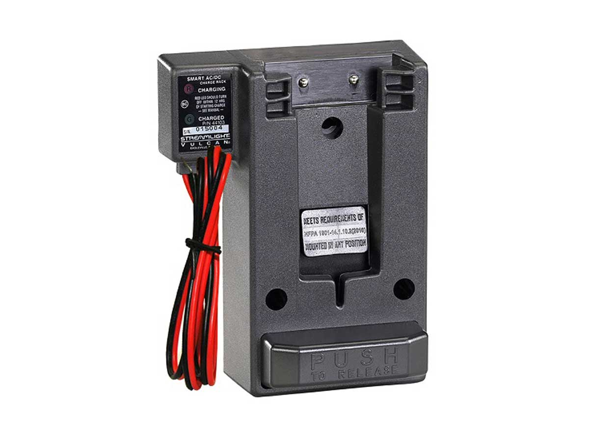 Streamlight 44132 Direct Wire 12V DC Mounting Rack for the Vulcan Series