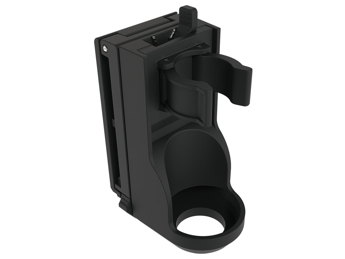 Front view of Nitecore NTH25 holster