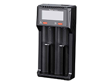 Fenix ARE-D2 Dual Channel Smart Charger for Li-ion, NiMH and Ni-Cd