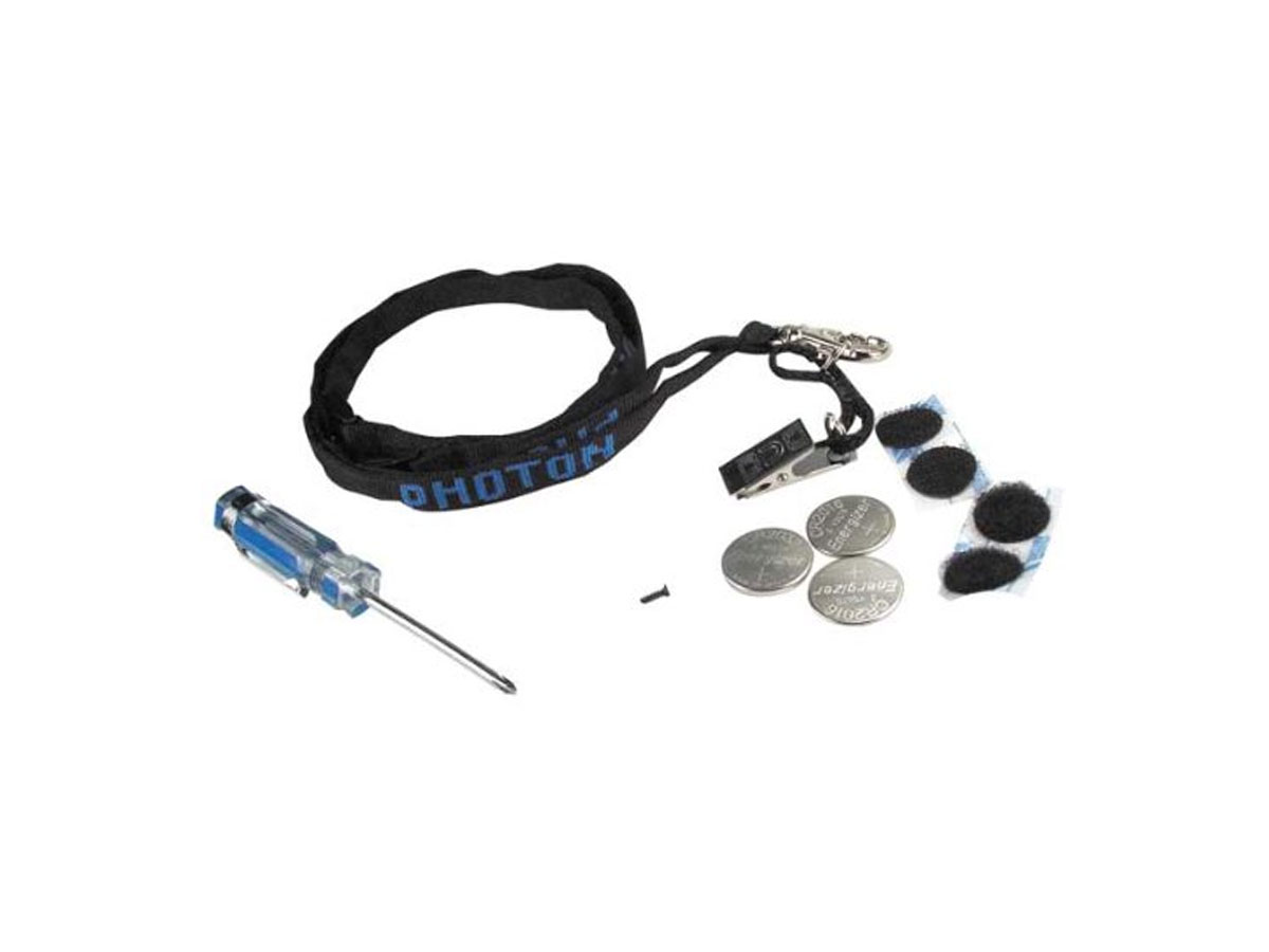 LRI Accessory Kit for photon clip front view