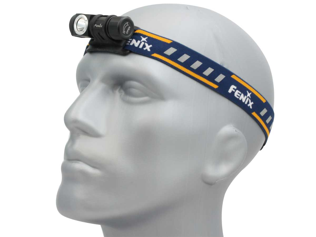 Multi-seasonal headlamp on a band