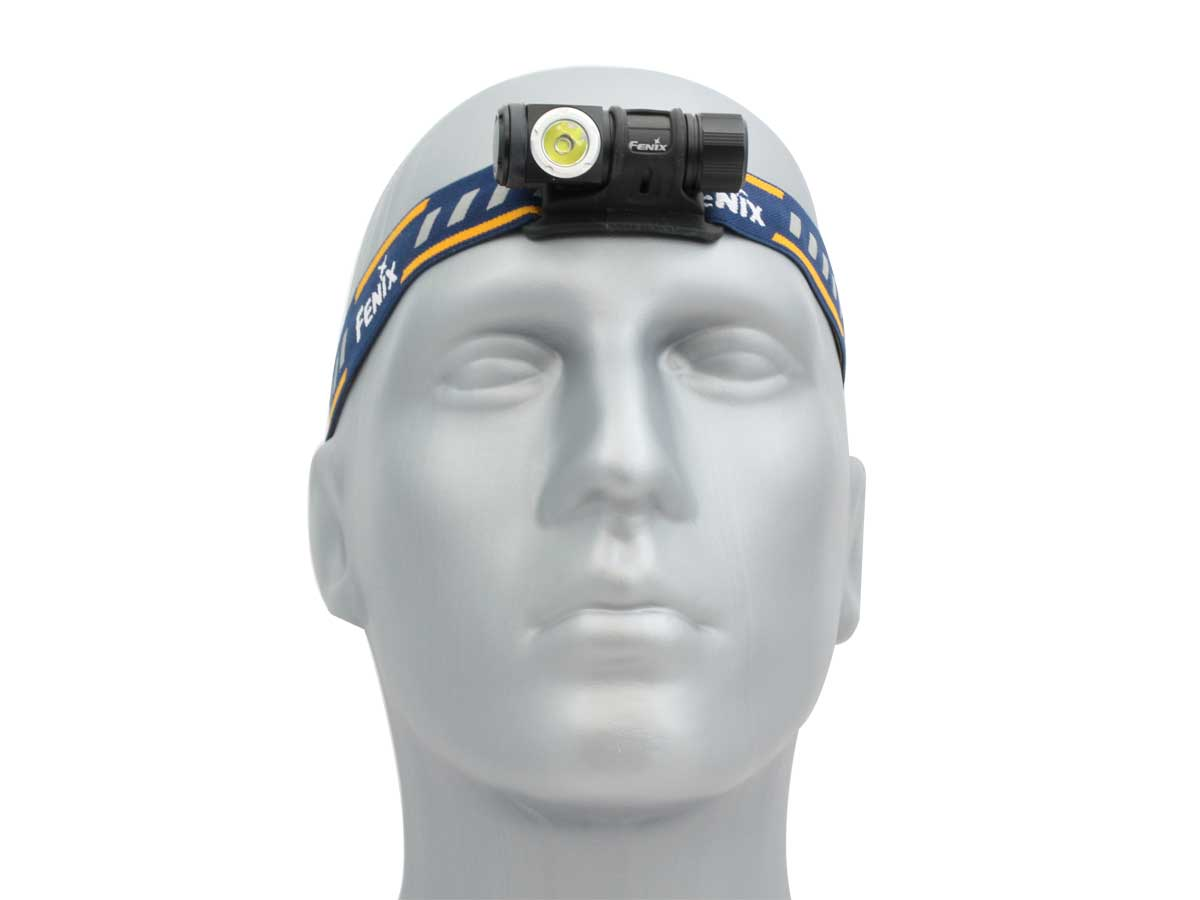 Package shot for the headlamp
