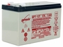 Enersys NP7-12T F2 terminal side angle