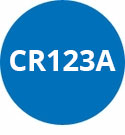 CR123A Batteries
