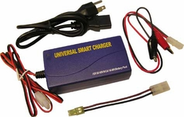 NiMH, NiCd, and Li-Ion Battery Pack Chargers