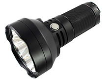 ThruNite TN40S LED Seachlight - 4 x CREE XP-L HI - 4450 Lumens - Uses 4 x 18650