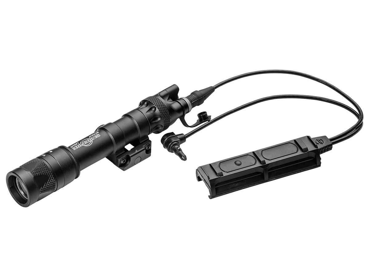 Surefire M603V Scout Light Angle