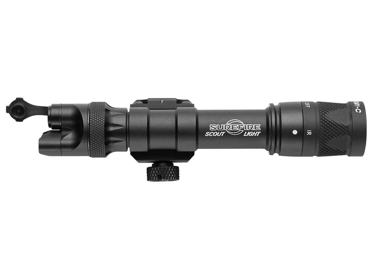 Surefire M603V Scout Light side view