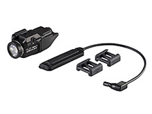 Streamlight TLR RM 1 Low-Profile Mounted Weapon Light System - 500 Lumens - Includes 1 x CR123A (69440, 69441)