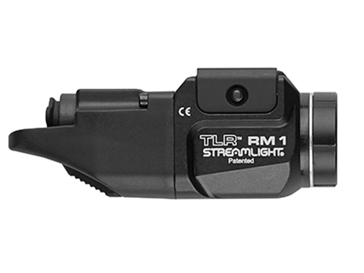 Streamlight TLR RM 1 side profile