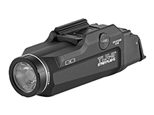 Streamlight TLR-9 Low-Profile Rail Mounted Weapon Light with Switch Options - 1000 Lumens - Includes 2 x CR123A - 69464