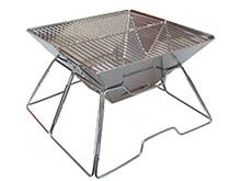 Ultimate Survival Technologies Pack A Long Grill