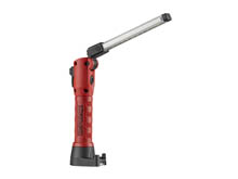 Streamlight 74850 Strion Switchblade Multi-Functional Rechargeable LED Worklight with Optional Accessories- 500 Lumens - Includes Built-In Li-ion Battery Pack - Red