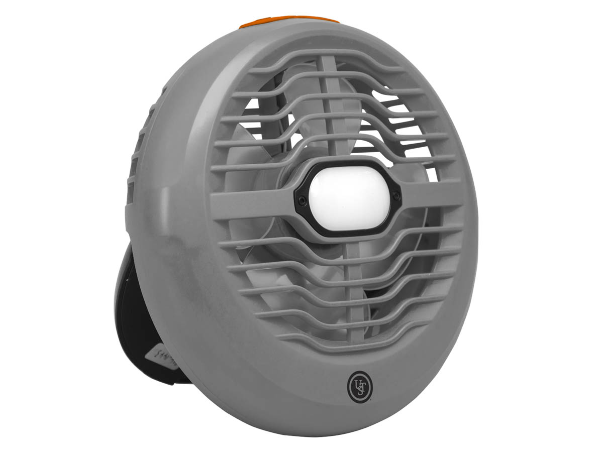 Ultimate Survival Technologies Brila USB Rechargeable Fan and Light 1.0