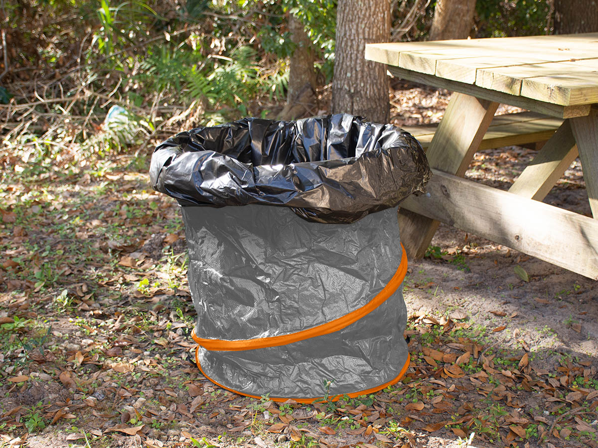 Ultimate Survival Technologies Pack A Long Trash Can