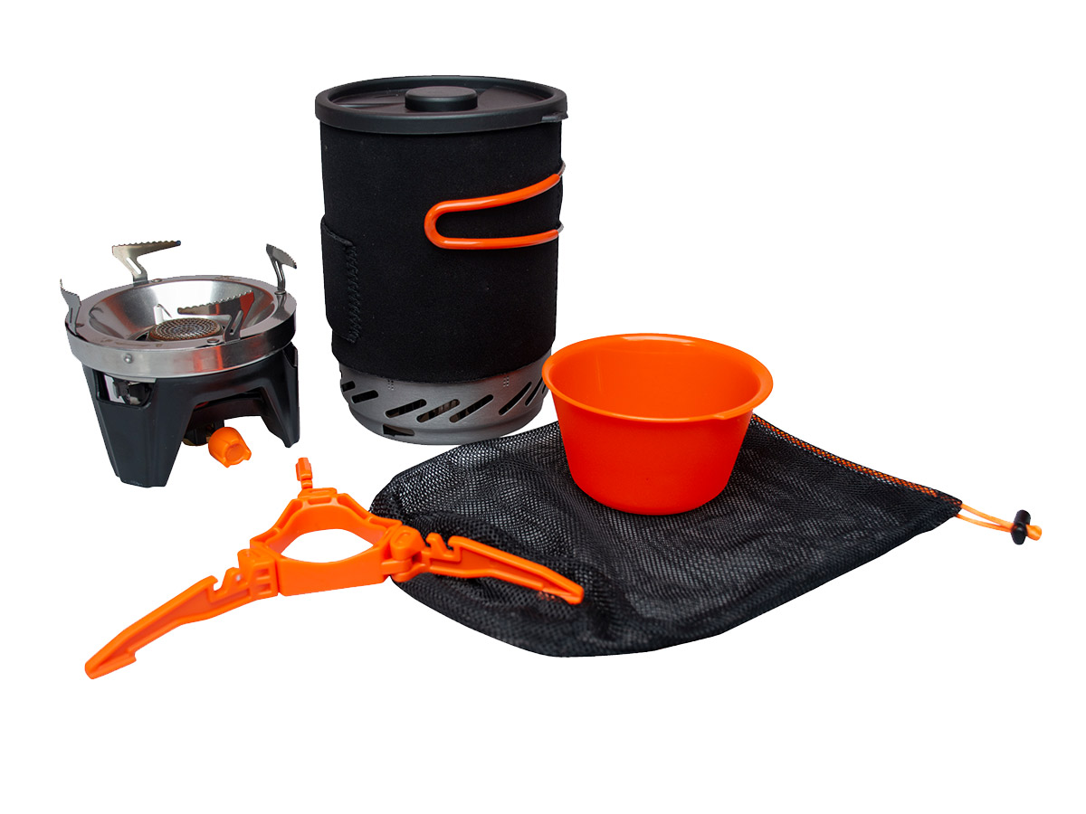 stove kit contents