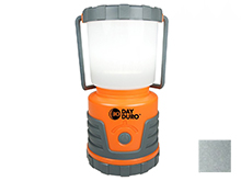 Ultimate Survival Technologies 30-Day Duro Lantern - 3 x 1.4W Nichia White LEDs - 700 Lumens - Uses 3 x Ds - Orange or Silver