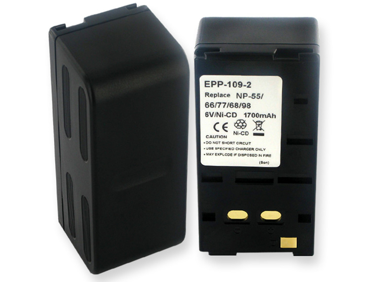 Ni-CD battery pack