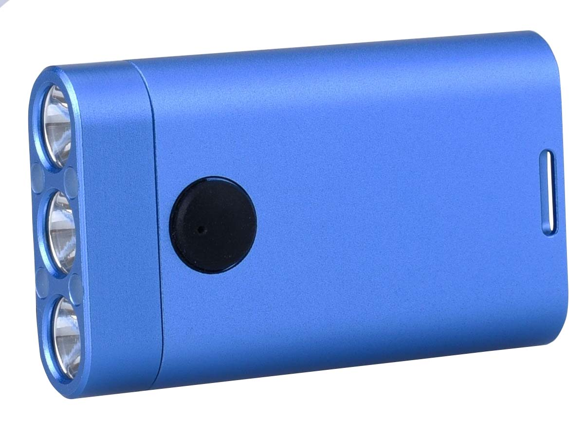 Fitorch K3 Lite Keychain Flashlight Blue