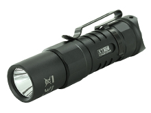 Klarus XT1C V2 LED Flashlight - CREE XP-L HD V6 - 1000 Lumens - Uses 1x 16340 (Included) or 1x CR123A