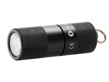 Olight I1R EOS Rechargeable LED Keychain Flashlight - 130 Lumens - Built-In Battery Pack