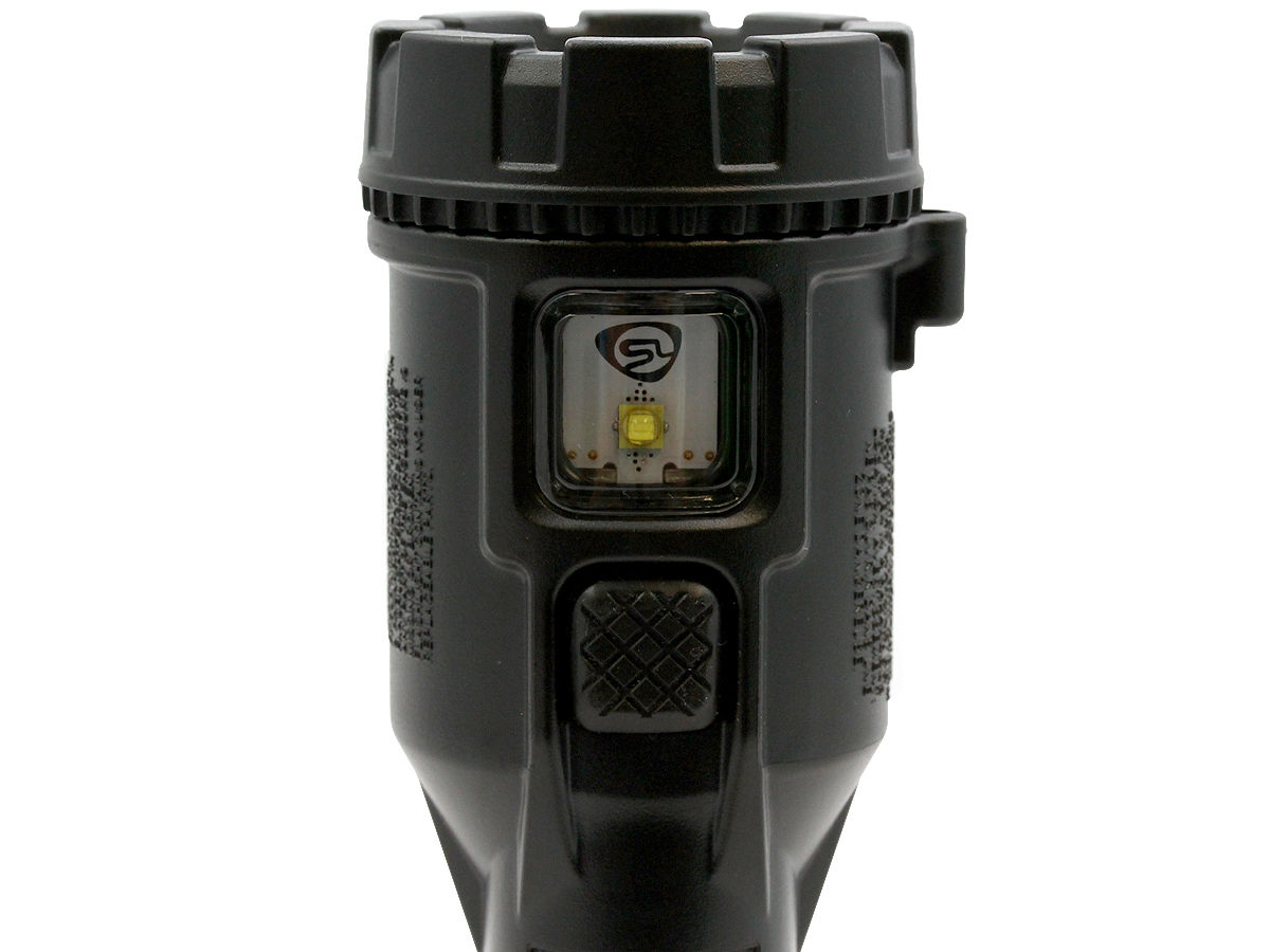 Secondary Switch and Secondary LED of the Streamlight Dualie 3AA Flashlight