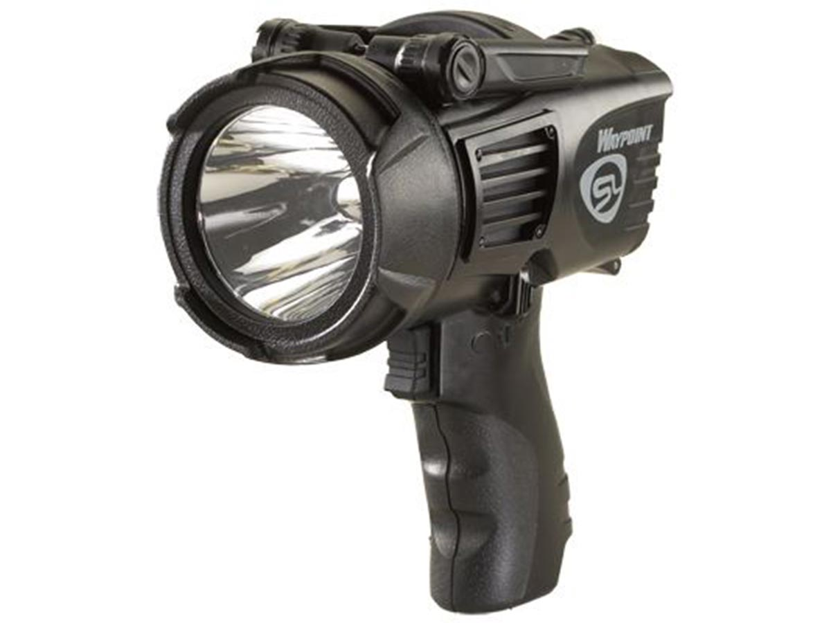 Streamlight Waypoint LED Spotlight - Black Version