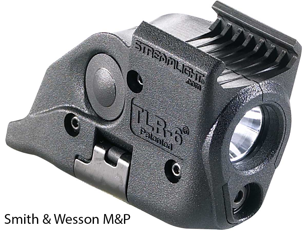 Weapon light with title