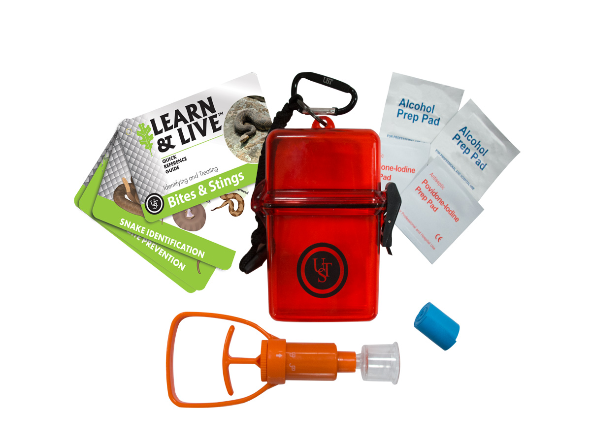 Live and Learn bite and sting kit