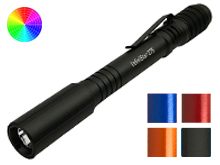 TerraLUX/LightStar InfiniStar 275 Rechargeable LED Penlight - High CRI LED - 275 Lumens - Uses 660mAh Li-ion Battery Pack