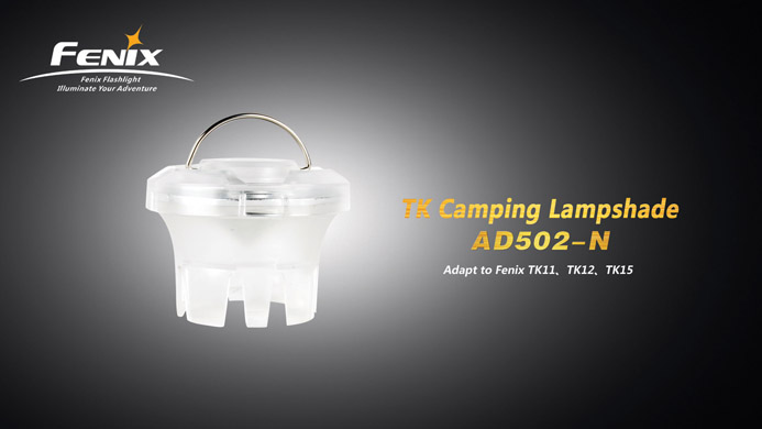 Slide two for Fenix Camping Lampshade