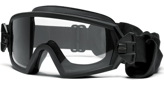 Smith Elite Outside The Wire Tactical Goggles Black
