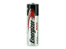 Energizer Max E91-VP AA 1.5V Alkaline Button Top Batteries - Bulk