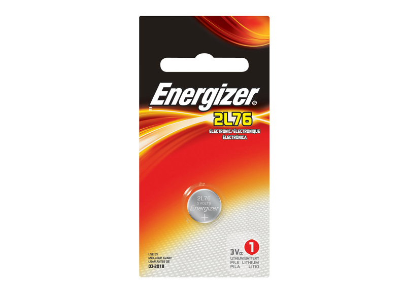 Energizer CR-1/3N coin cell in retail card