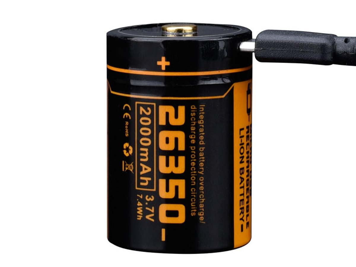 FiTorch UC20R 26350 Battery