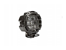 GoLight GXL LED Off-Road Light Fixed / Permanent Mount - No Remote - Fixed Mount - Black (4211)