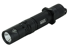 Nitecore Multitask Hybrid MH12GTS USB Rechargeable Tactical Flashlight - CREE XPP35 HD LED - 1800 Lumens - Uses 1 x 18650 (Included) or 2 x CR123As