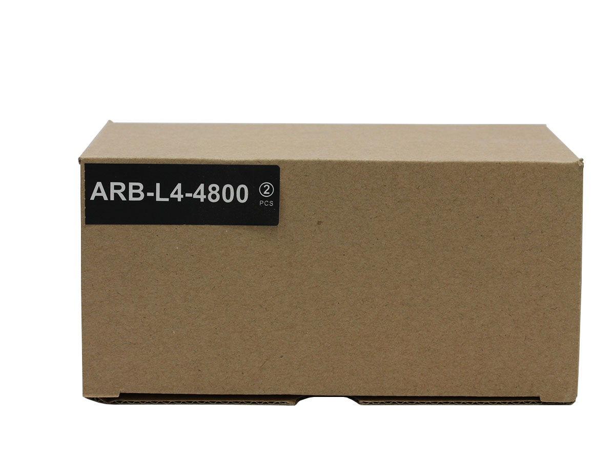 Fenix ARB-L4 26650 batteries in box