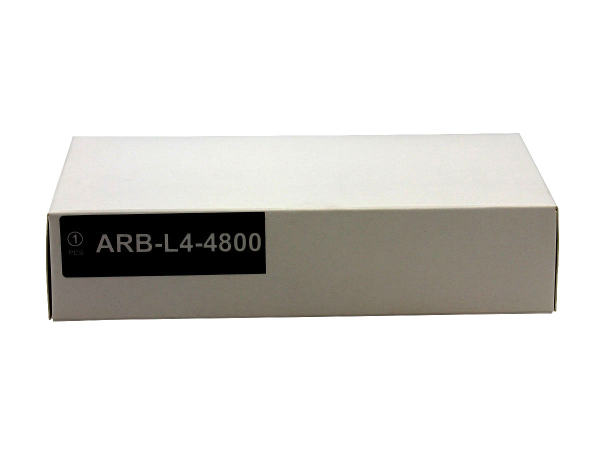 Packaging for Fenix ARB-L4 26650 batteries