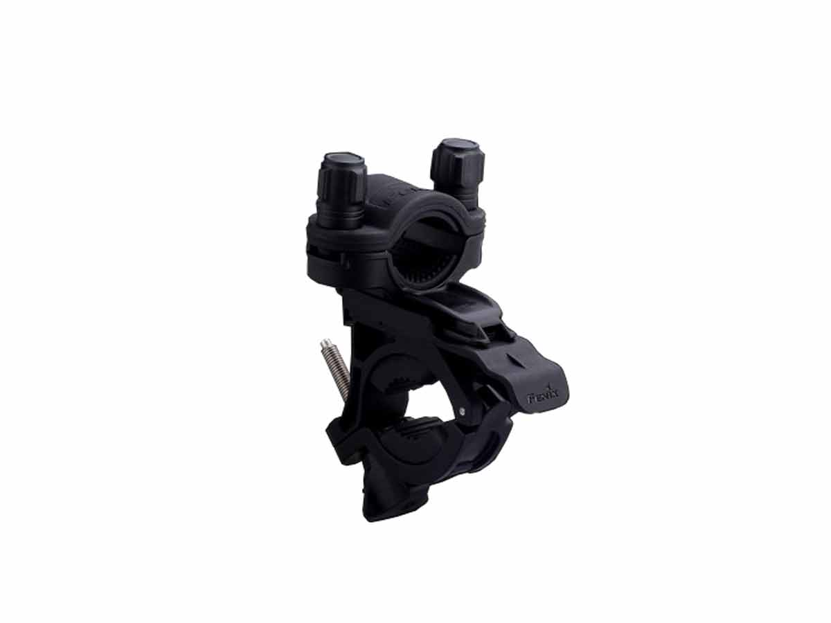 Fenix ALB-10 Quick-release bike mount right side angle