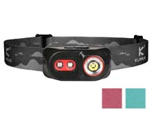 Klarus H1A-PL Lightweight LED headlamp - CREE XP-G3 S5 - 350 Lumens - Includes 1 x 14500 - Multicolor Options