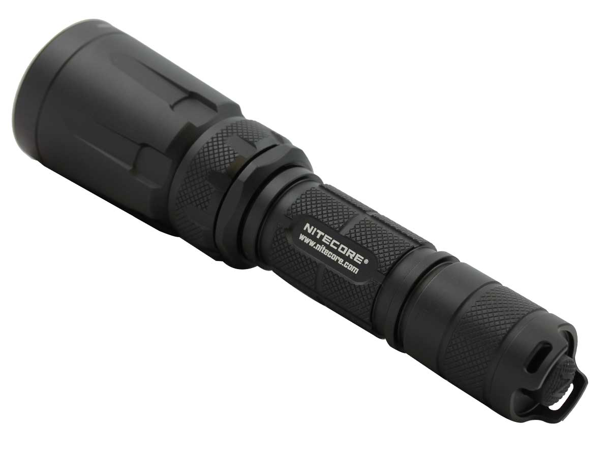 Nitecore SmartRing Tactical Flashlight Side View