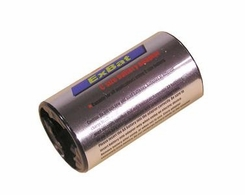 Tenergy Battery Adapter - Convert AA size to C size Battery (80047)