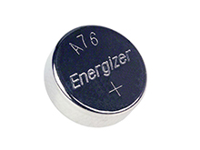 Energizer A76 153mAh 1.5V Alkaline Coin Cell Watch Batteries - Bulk