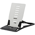 Nite Ize QuikStand Mobile Device Stand for Smartphones and Tablets up to 7-Inches - Black (QSD-01-R7)